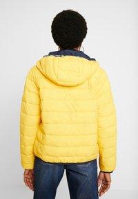 Tommy Jeans - Kurtka zimowa - spectra yellow - 2