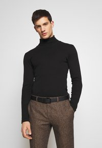 Shelby & Sons - BARAH TROUSER - Trousers - brown - 3