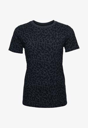 BLACK OUT - Camiseta estampada - leon leopard