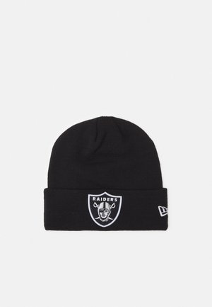 ESSENTIAL - Gorro - black