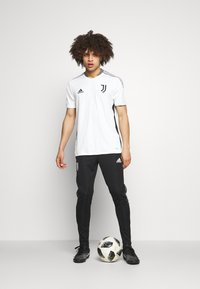 adidas Performance - JUVENTUS TURIN PANT - Klubbkläder - black - 1
