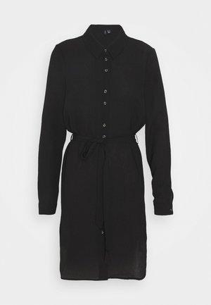 VMAYA DRESS - Shirt dress - black