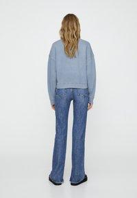 PULL&BEAR - MIT LANGEN ÄRMELN - Sweatshirt - blue - 2