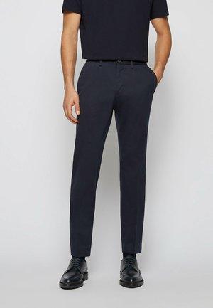 WYLSON-W - Pantalon classique - dark blue