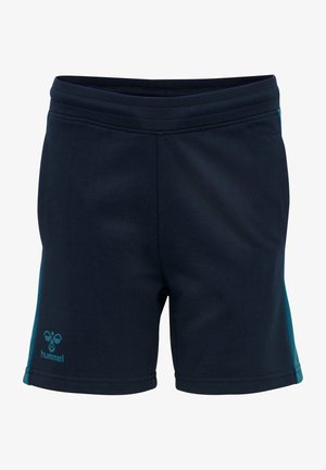 ACTION - Sports shorts - dark sapphire/blue coral