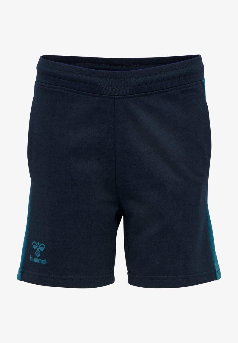 Hummel - ACTION - Sports shorts - dark sapphire/blue coral