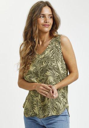 Top - grape leaf tropical