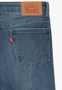 Levi's® - 720 HIGH RISE SUPER SKINNY - Skinny džíny - hometown blue - 3