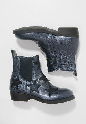 WESTERN - Kotníkové boty - marine