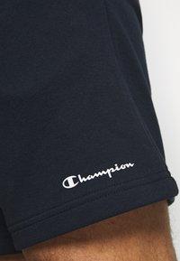 Champion - BERMUDA - Krótkie spodenki sportowe - dark blue - 5