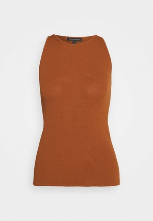 HIGH NECK TANK TRONSAN - Toppi - the right spice