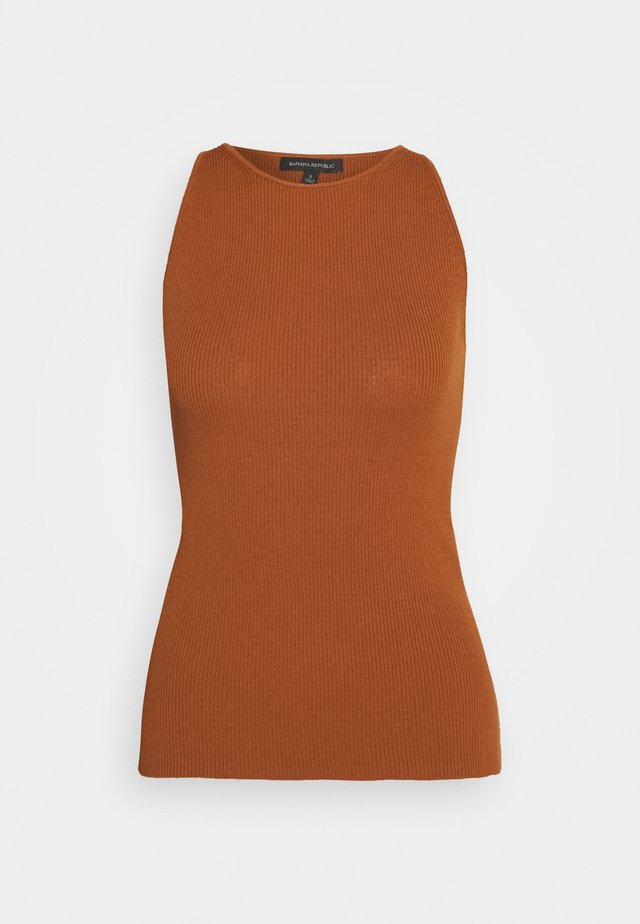 HIGH NECK TANK TRONSAN - Top - the right spice