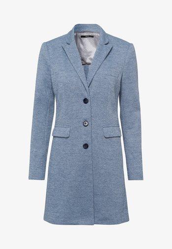 Short coat - fresh blue melange