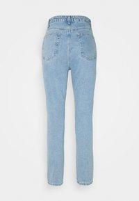Trendyol - Straight leg jeans - blue - 1