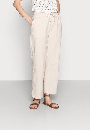 INGARD - Trousers - whitecap gray