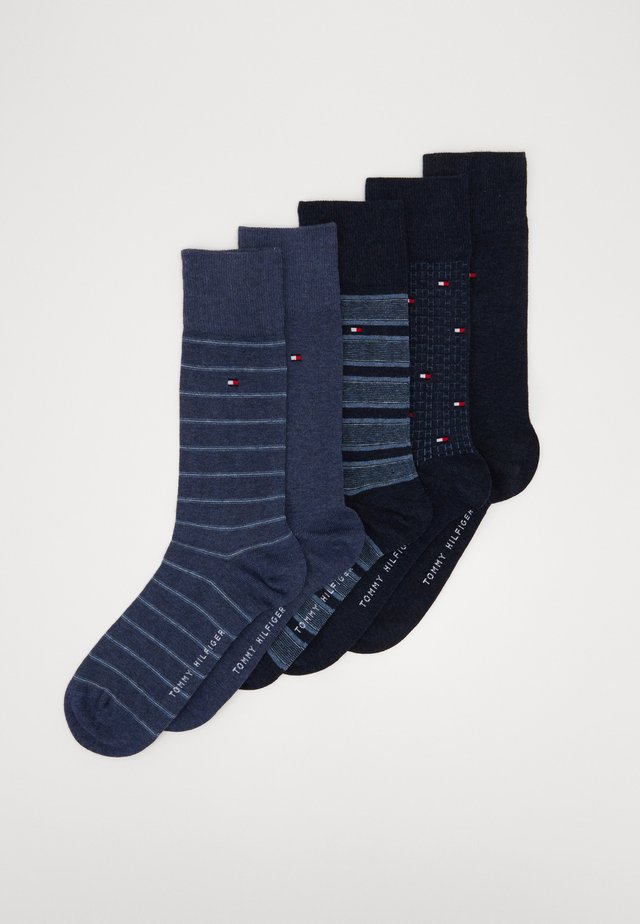SOCK BIRDEYE GIFTBOX 5 PACK - Chaussettes - jeans