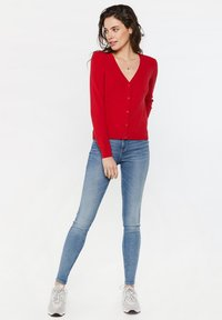 WE Fashion - Gilet - bright red - 1