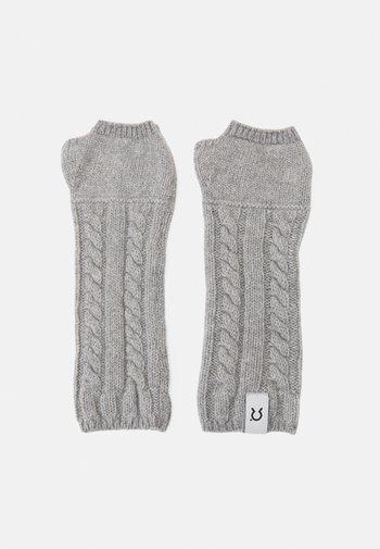 ANNA MARIA - Mitenki - grey calce