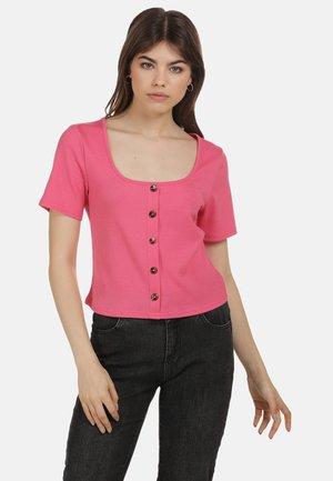 Blusa - neon pink