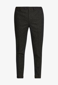 Jack & Jones PREMIUM - JPRRECYCLE TROUSER - Pantaloni eleganti - black - 4