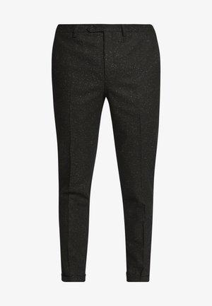 JPRRECYCLE TROUSER - Oblekové kalhoty - black