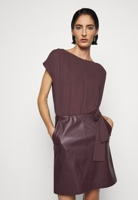 Patrizia Pepe - DRESS  - Day dress - violet swan - 3