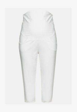 Pantalon classique - schneeweiß