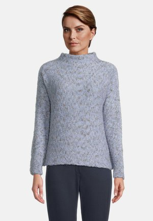 Pullover - cornflower