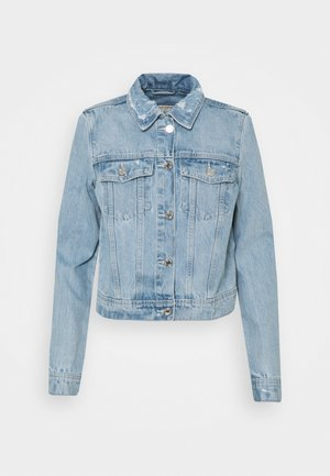 ADELYA JACKET - Denim jacket - light-blue denim
