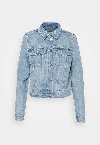 ADELYA JACKET - Denim jacket - light-blue denim