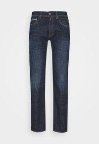 GROVER - Straight leg jeans - dark blue