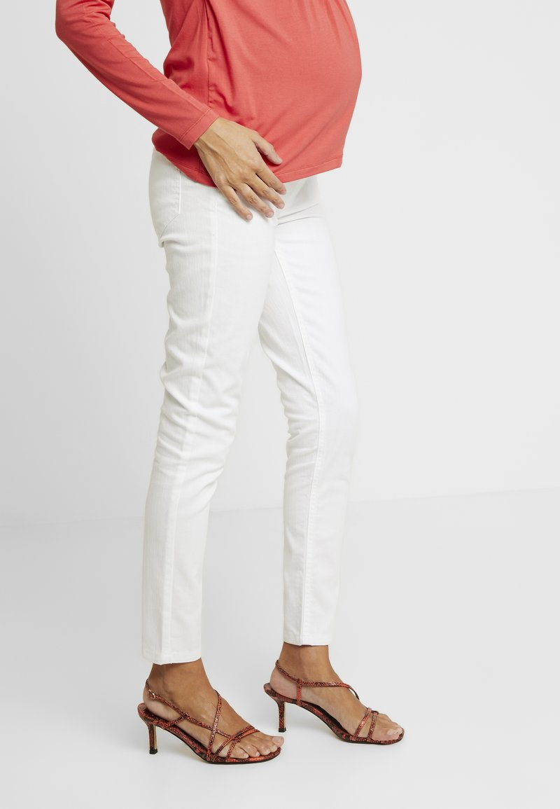 bellybutton - HOSE - Jeansy Slim Fit - bright white