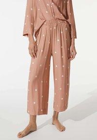 OYSHO - Pyjama bottoms - light pink - 0