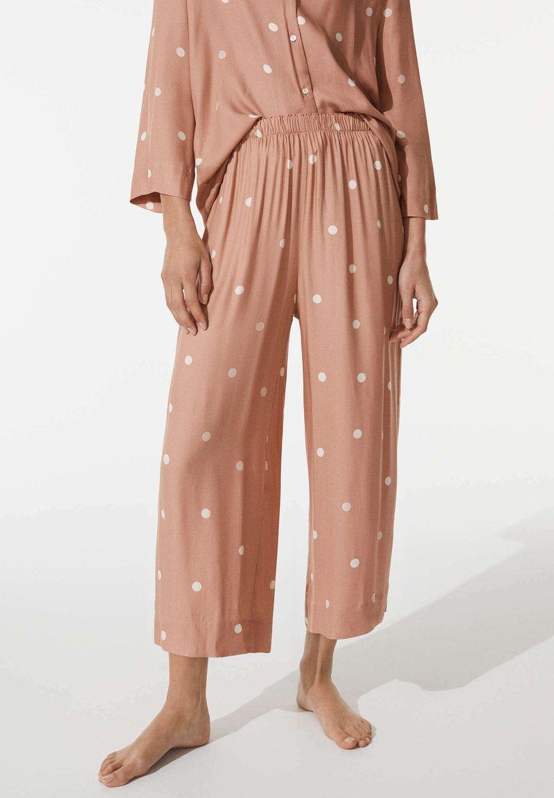 OYSHO - Pyjama bottoms - light pink