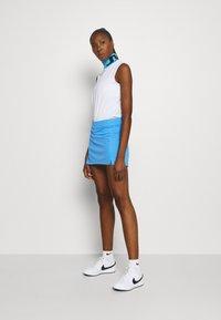 J.LINDEBERG - AMELIE GOLF SKIRT - Sportovní sukně - ocean blue - 1