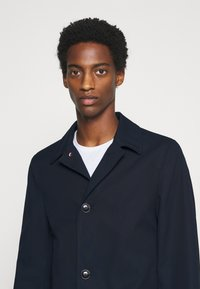 Tommy Hilfiger Tailored - CAR COAT - Short coat - blue - 3