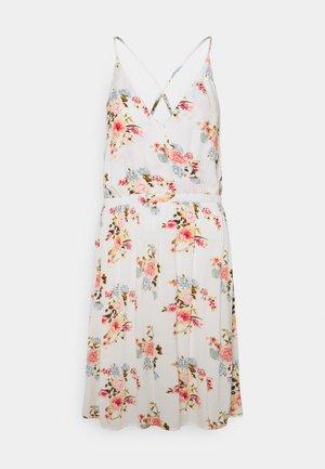 VIMESA SHORT DRESS - Korte jurk - snow white