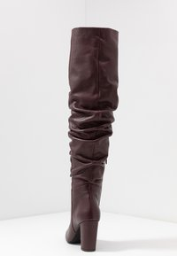 mint&berry - High heeled boots - bordeaux - 5