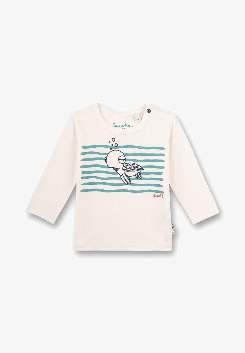 Sanetta Kidswear - Sweatshirt - weiß