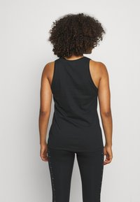 Nike Performance - TANK ICON CLASH - Top - black/white - 2