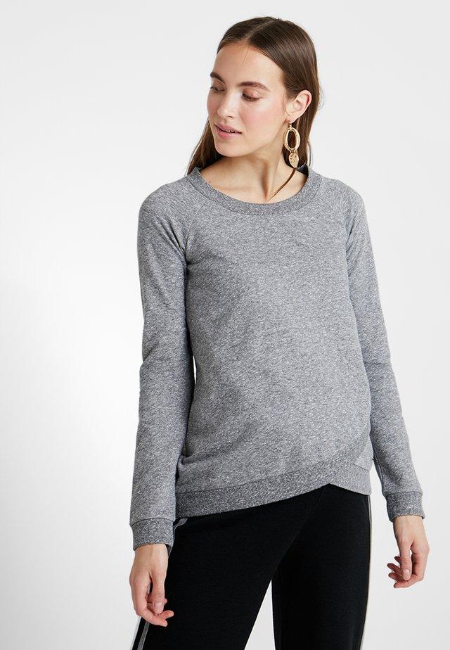 MIT STILLFUNKTION - Sweatshirts - grey