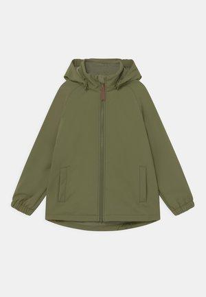 ADEN UNISEX - Soft shell jacket - olive green