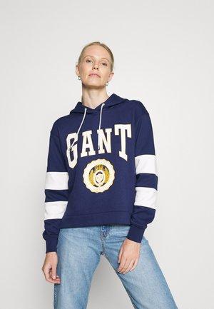 ROYALTY HOODIE - Sweatshirt - beacon blue