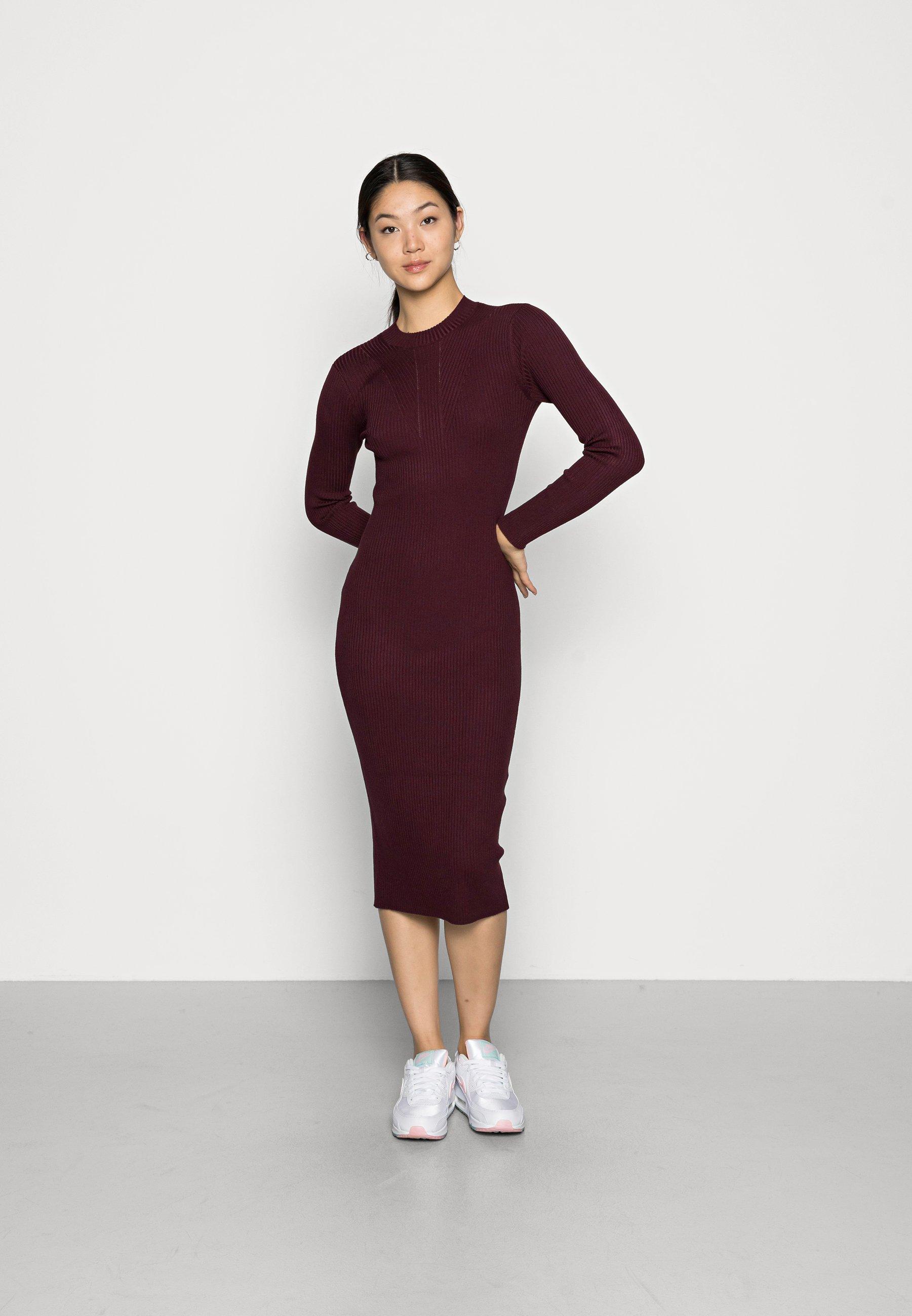 Femme KNITTA DRESS - Robe pull