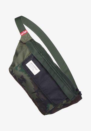 BIGGER BANANA - Bum bag - dark khaki