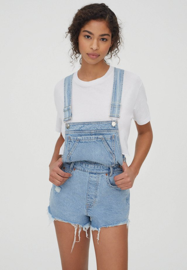 Overall /Buksedragter - blue