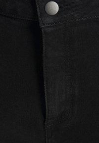Even&Odd Curvy - Jeans Skinny Fit - black denim - 5