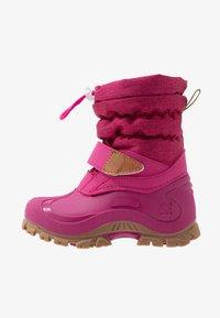 Lurchi - FINN - Winter boots - burgundy - 1