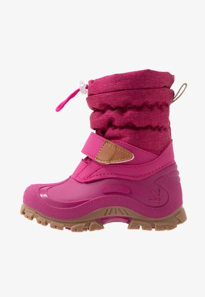 FINN - Winter boots - burgundy
