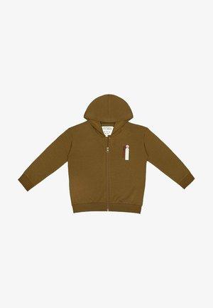 Landscape - Sweater met rits - olive